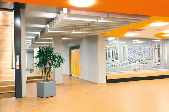 SoftLine by silentrooms | Acoustic ceiling systems