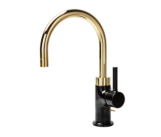 Pan Style by Zucchetti | Wash basin taps