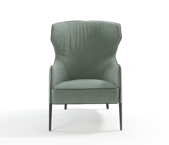 CROSBY BERGÈRE by Frigerio | Lounge chairs