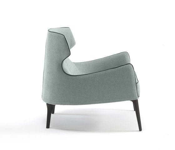 CROSBY by Frigerio | Armchairs