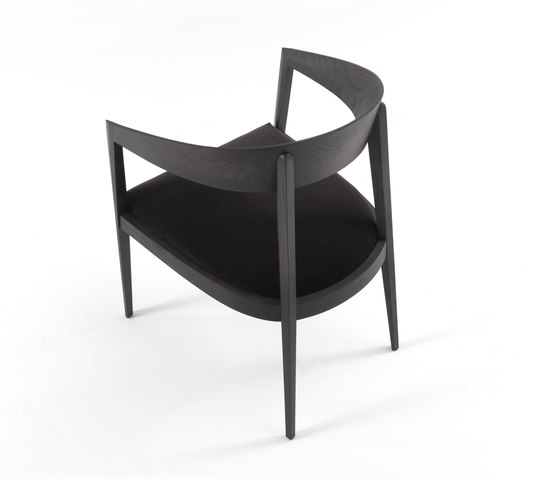 LIZZYE SMALL ARMCHAIR by Frigerio | Chairs
