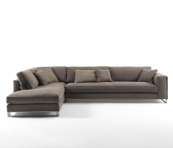 DAVIS TWIN by Frigerio | Sofas