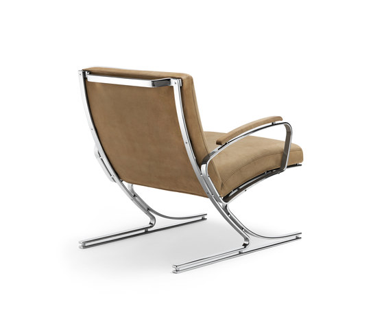 berlin chair lounge chairs from walter knoll architonic. Black Bedroom Furniture Sets. Home Design Ideas