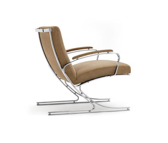 berlin chair von walter knoll fusshocker couchtisch. Black Bedroom Furniture Sets. Home Design Ideas