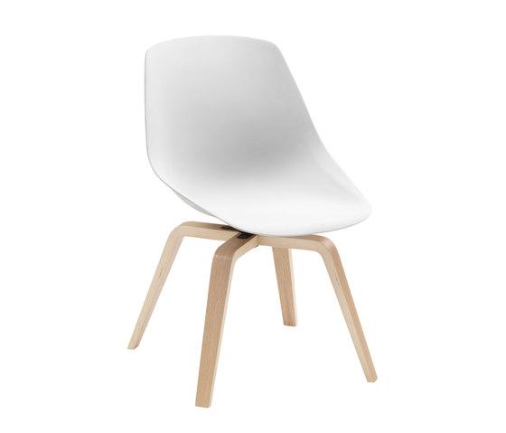 Wil Stuhl von Atelier Pfister | Besucherstühle