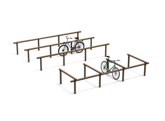 Valley Inline Bicycle Parking de Streetlife | Soportes para bicicletas