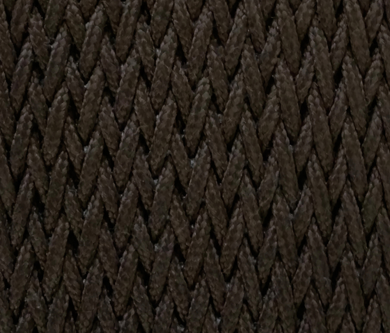 Line Out | dark brown by Naturtex | Outdoor rugs