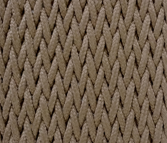 Line Out | taupe by Naturtex | Outdoor rugs