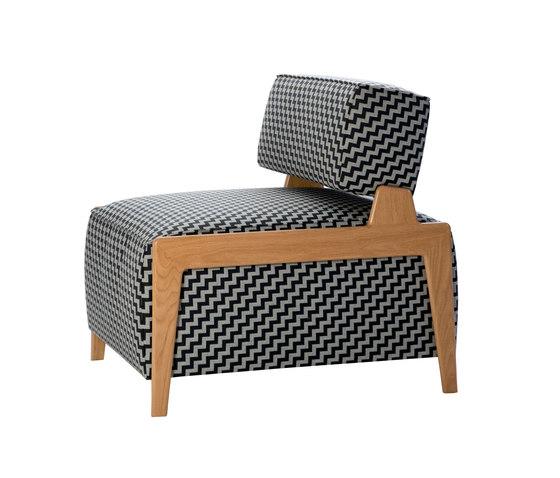 Box Wood Chair von Inno   Loungesessel