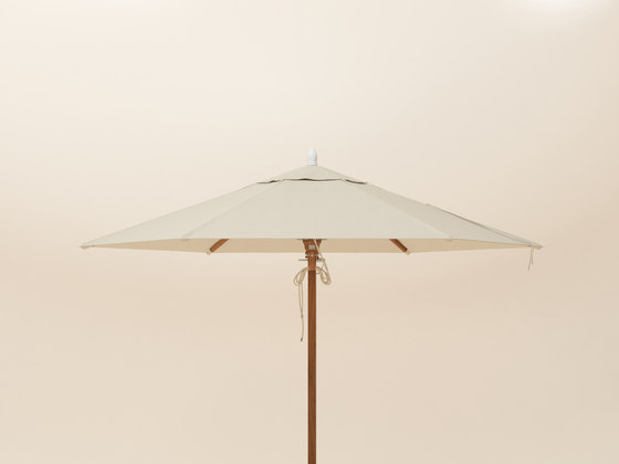 Objects wooden sunshade de KETTAL | Parasoles