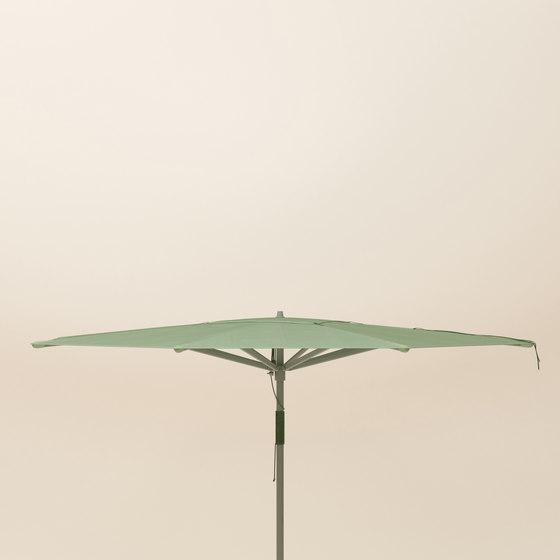 Objects aluminium sunshade de KETTAL   Parasoles