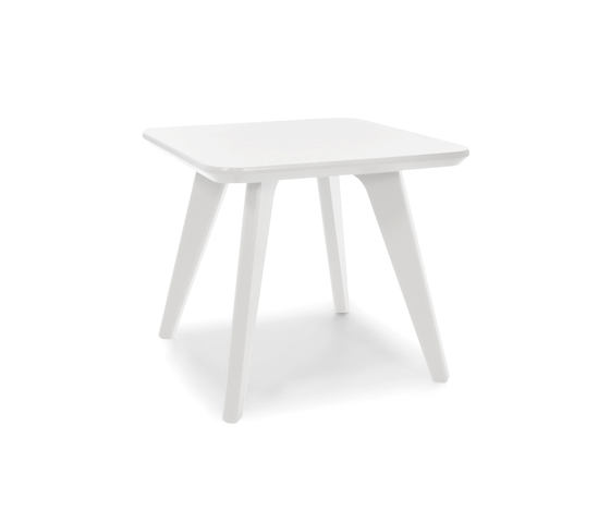 Satellite End Table square 18 by Loll Designs | Side tables