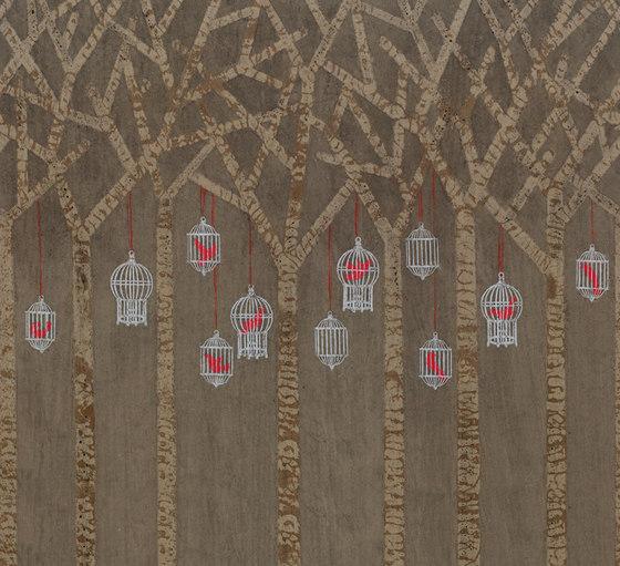 BIANCOSPINO di Wall&decò | Quadri / Murales