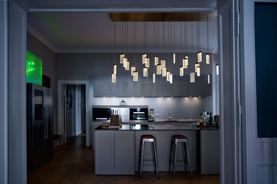 Grand Cru Canopy by MASSIFCENTRAL | Suspended lights