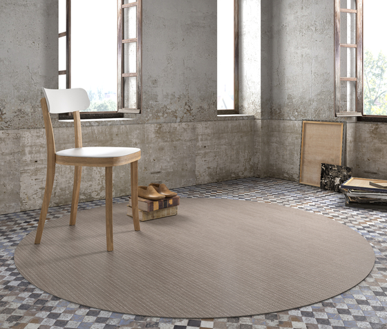 Orion | Texture Crudo by WOOP RUGS | Rugs