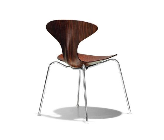 Orbit Wood by Bernhardt Design | Restaurant chairs