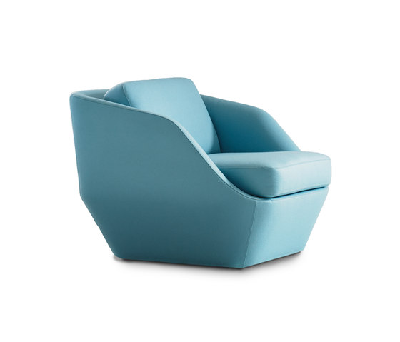 Cinema Lounge de Bernhardt Design | Fauteuils d'attente