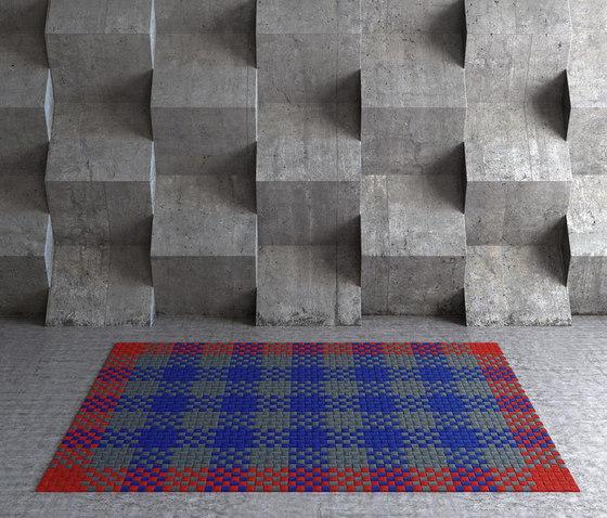 Kvadrato | Edinburgo by WOOP RUGS | Rugs / Designer rugs