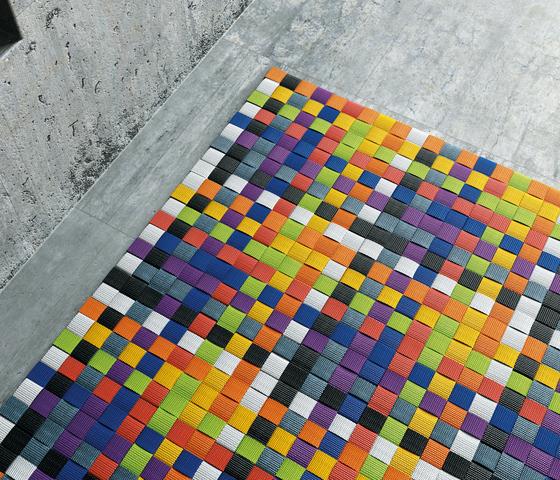 Kvadrato | Mexico de WOOP RUGS | Alfombras / Alfombras de diseño
