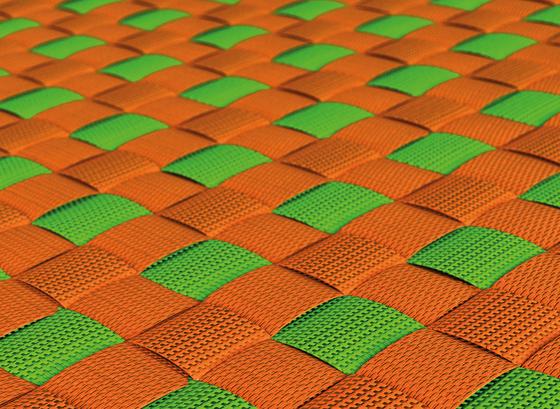 Kvadrato | Mikonos by WOOP RUGS | Rugs / Designer rugs