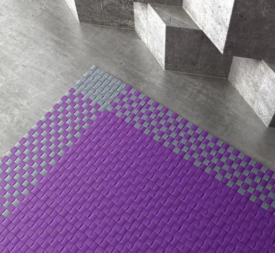 Kvadrato | Siena von WOOP RUGS | Formatteppiche