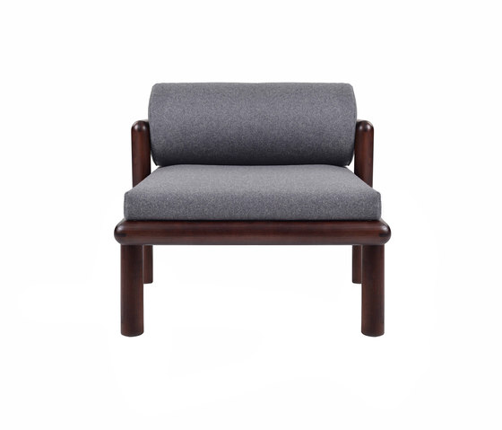 Hold On Armchair by WIENER GTV DESIGN | Armchairs