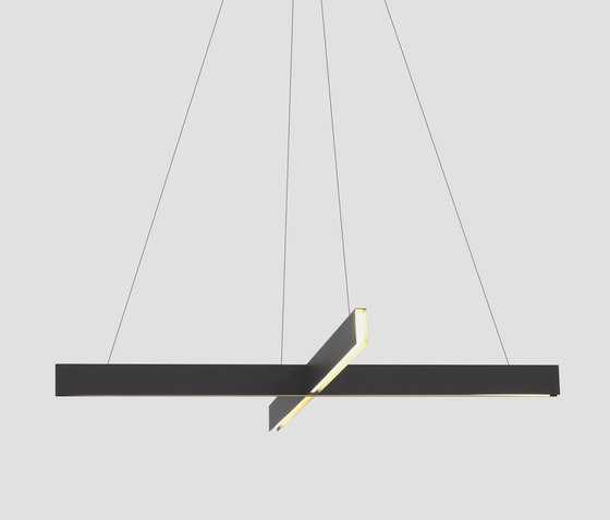Cross Pendant by Resident | General lighting