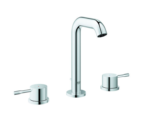 """Essence Three-hole basin mixer 1/2"""" M-Size by GROHE 
