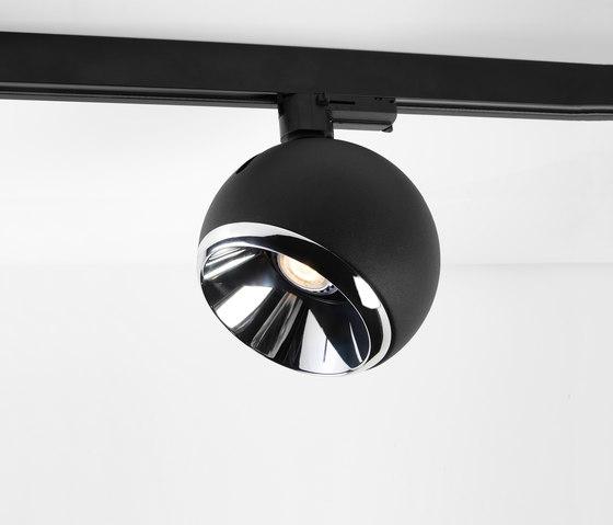 Bolster track GU10 by Modular Lighting Instruments | Ceiling lights