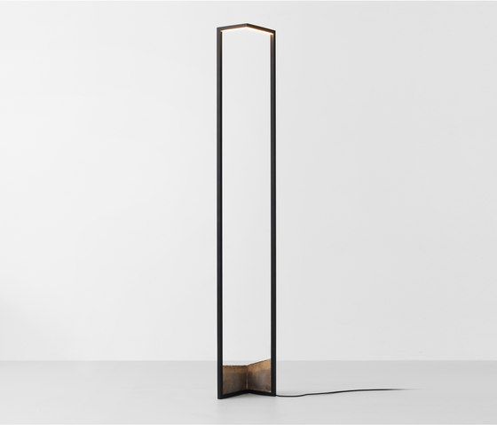 Foundry Floor Light by Resident | Free-standing lights