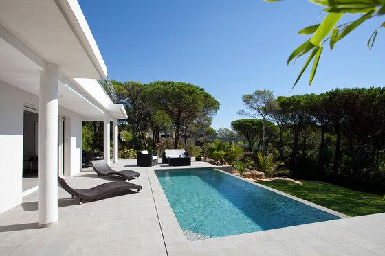 Piscines d 39 architecte de piscines carr bleu - Prix piscine carre bleu ...