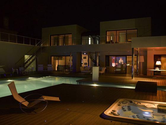 Wellness swimming pool de Piscines Carré Bleu | Whirlpools
