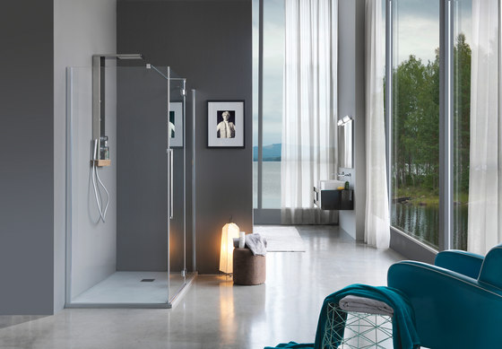 Zenith by SAMO | Shower screens