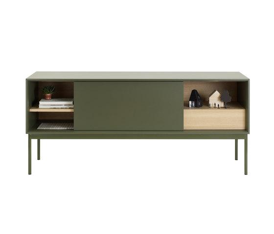 Besson Cabinet 160 low by ASPLUND | Sideboards