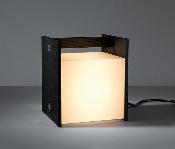 Buzze IP54 LED Pushdim GI by Modular Lighting Instruments | Table lights