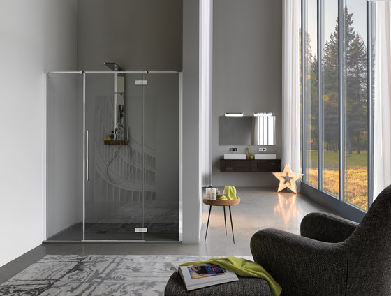 Zenith by SAMO | Shower screens