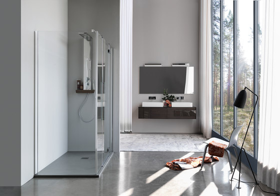 Zenith by SAMO   Shower screens
