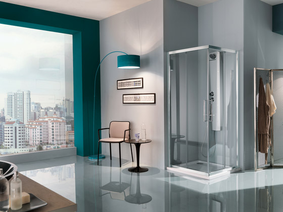 Europa by SAMO | Shower screens