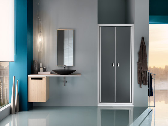 Europa by SAMO | Shower screens
