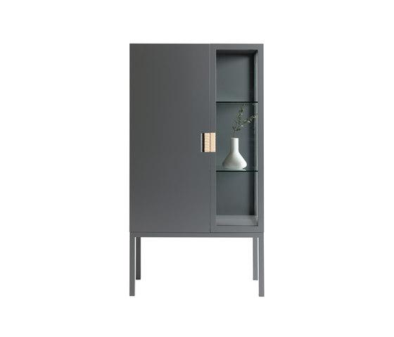 Frame Semi Cabinet de ASPLUND | Vitrinas