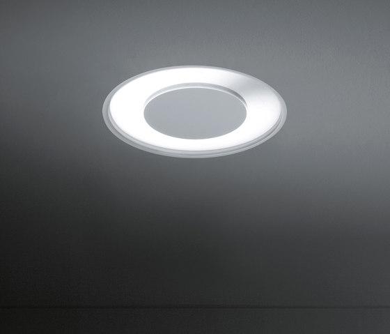 Downut flange 292 TL5C GI by Modular Lighting Instruments | Recessed ceiling lights