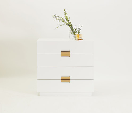 Frame Drawer low de ASPLUND | Aparadores