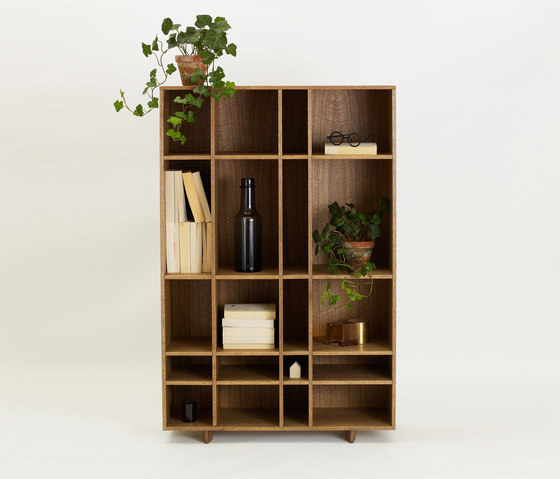 Kilt Open 80 by ASPLUND | Shelving