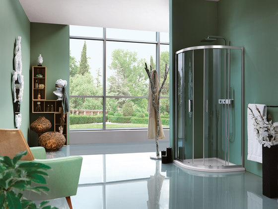 Cee Art by SAMO | Shower screens