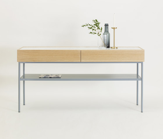 Luc Sidetable 160 by ASPLUND | Side tables