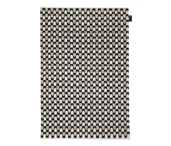 Point grey blue by ASPLUND | Rugs