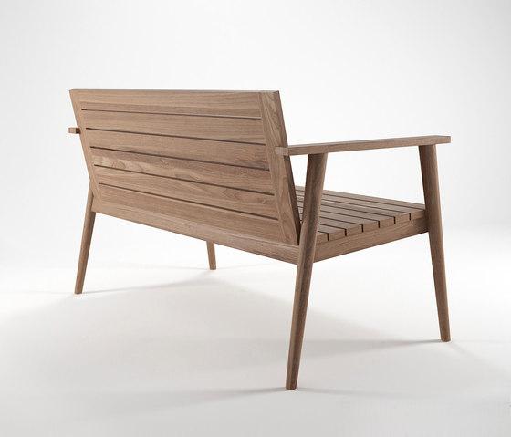 Vintage Outdoor SOFA 2 SEATERS von Karpenter | Sofas