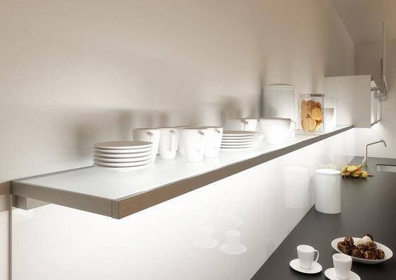 lighting system 4 by gera glass shelf glass shelf. Black Bedroom Furniture Sets. Home Design Ideas