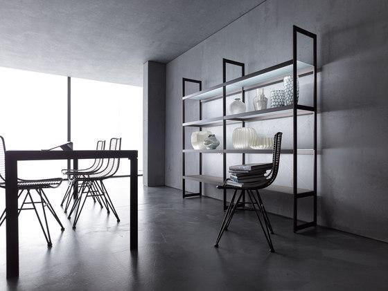 Light shelf 200 | GERA light system 6 by GERA | Shelving