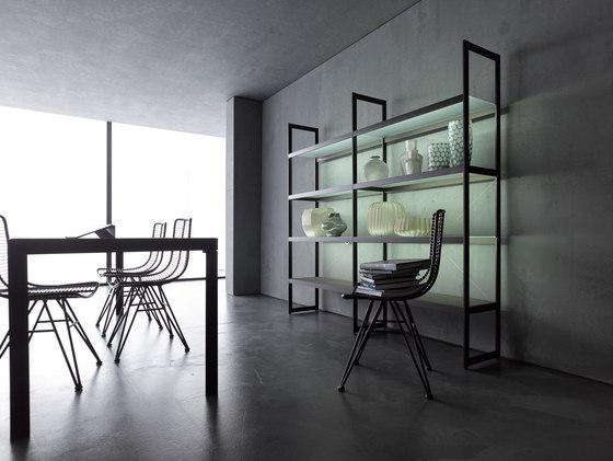 Light shelf 200 | GERA light system 6 de GERA | Étagères